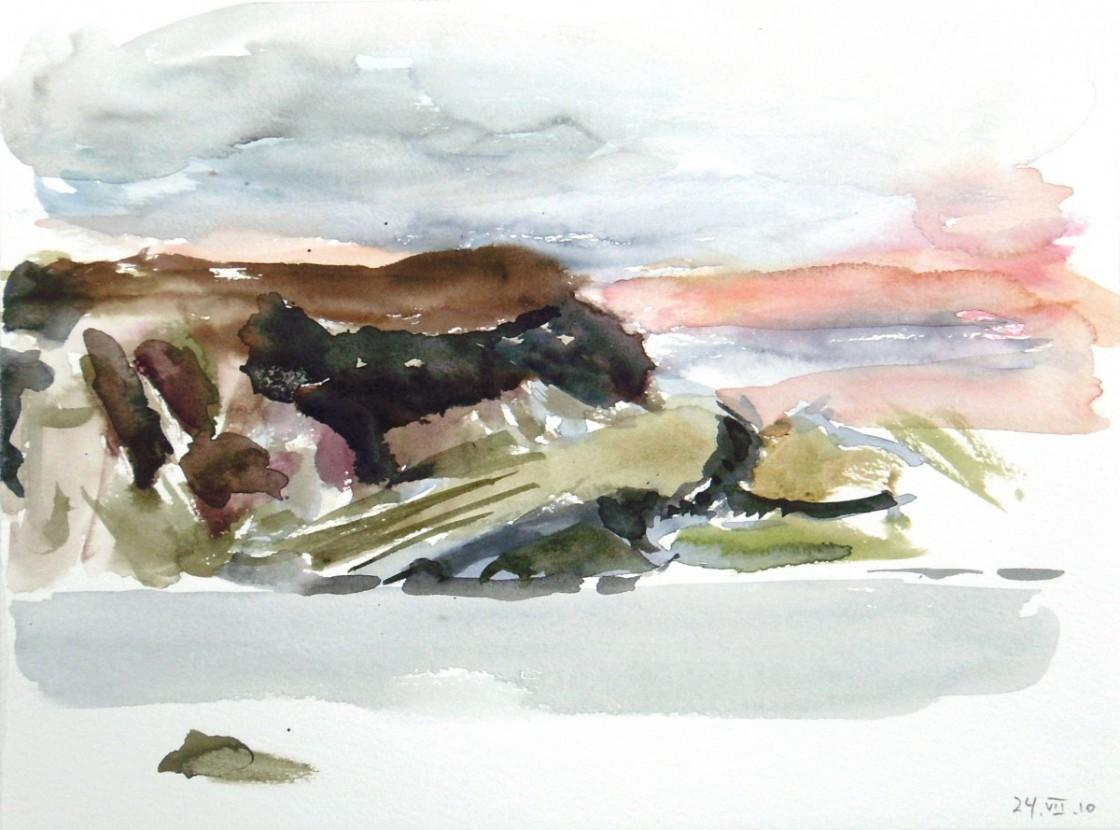 Grønland #17 , Narsarsuaq